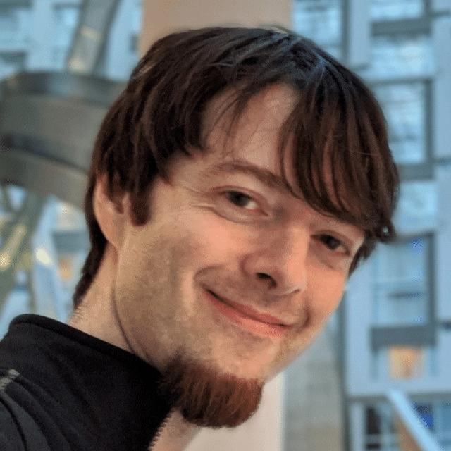Dr. John Manning smiling
