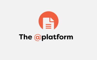 The @platform: A brief overview